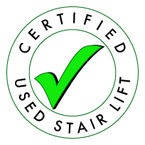 certified used stair lift Star Lift St. Paul Minnesota