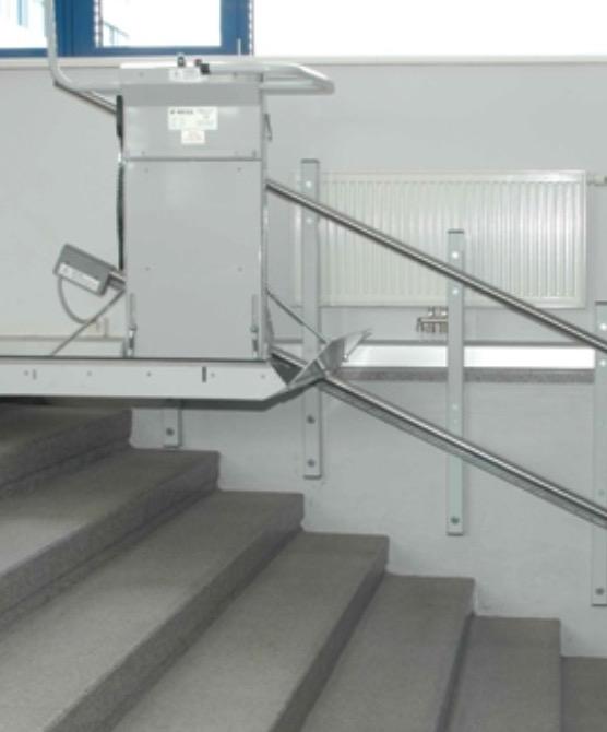 wheelchair lift Star Lift St. Paul Minnesota
