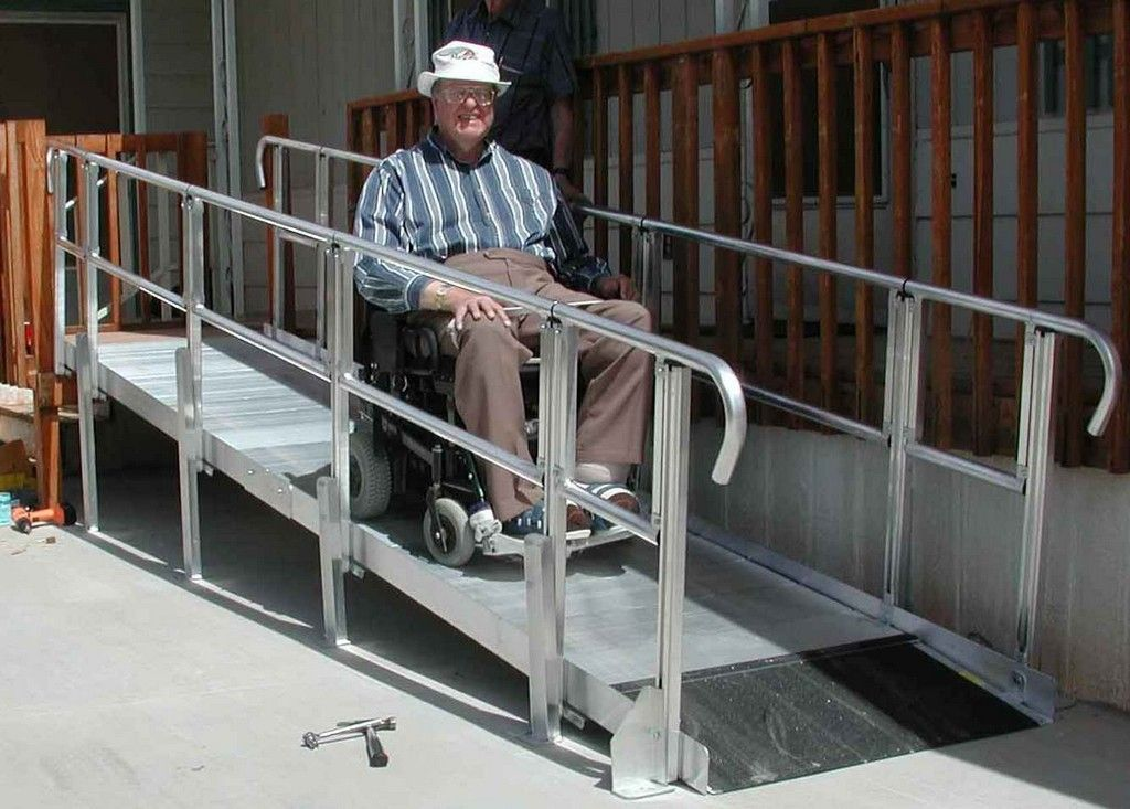 wheelchair ramp Star Lift St. Paul Minnesota