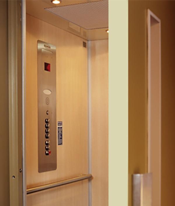 The Prolift vertical platform lift elevator Star Lift St. Paul Minnesota