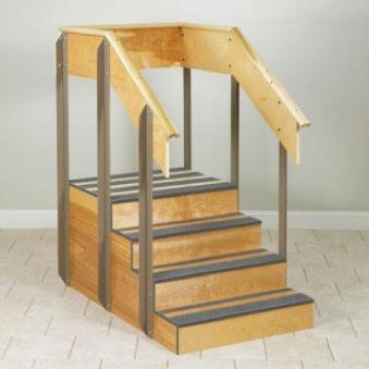 model stairs Star Lift St. Paul Minnesota